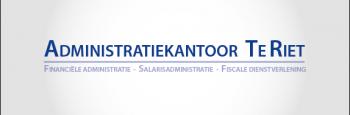 logo administratie kantoor te riet