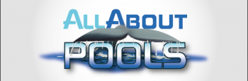 logo all about pools