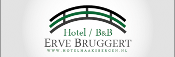 logo hotel en B&B erve bruggert