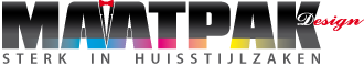 logo maatpak design